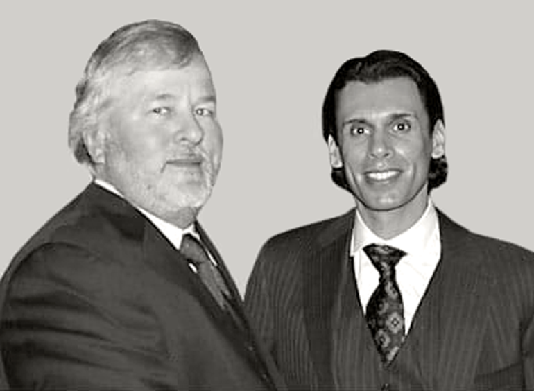 Melvin C. Belli & Rob J.A. Fordiani
